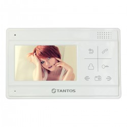 "Tantos Lilu-SD 4,3"" hands free monitor SD function"