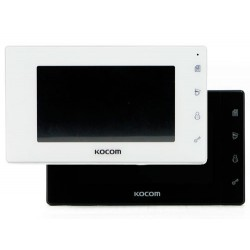 Kocom KCV-504 white/black