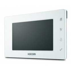 Kocom KCV-504 Mirror white/black